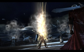 Picture view, action, Devil_may_cry_4