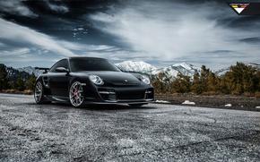 Picture car, tuning, 997, Porsche, tuning, vorsteiner, porsche 911