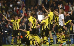 Picture Sport, Football, Football, Sport, Borussia Dortmund, Marcel Schmelzer, Kevin Grosskreutz, BVB, Dortmund, Borussia, Dortmund, Neven …
