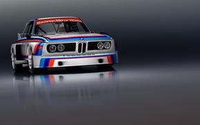 Picture BMW, Model, Old, 1975, BMW Motorsport, 3d Car, 3.0CSL