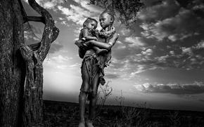 Picture children, Africa, Ethiopia