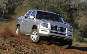 Picture SUV, Honda, pickup, Ridgeline