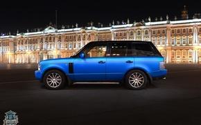 Picture Land Rover, Range Rover, Pintoresca, Academeg, Pontorezka