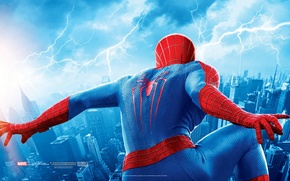 Picture Andrew Garfield, Andrew Garfield, 2014, The Amazing Spider Man 2, New Spider Man High Voltage