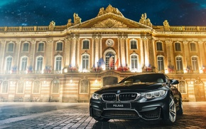 Picture the city, France, BMW M4, PELRAS