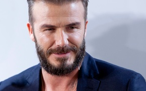 Wallpaper David Beckham, David Beckham, beard