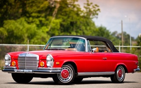 Picture mercedes-benz, coupe, w208