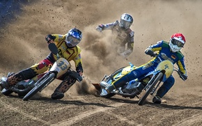 Picture motorcycles, race, sport