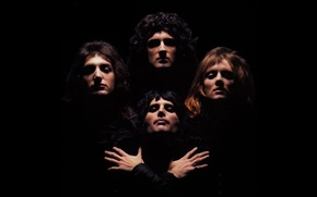 Picture face, queen, Bohemian Rhapsody