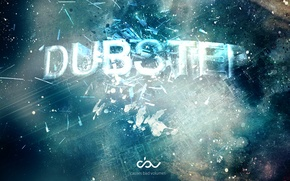 Picture grunge, grunge, dubstep, dubstep, causes bad voluemes, 3D explosion
