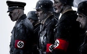 Wallpaper the Germans, Zombie, Operation Dead snow, zombies