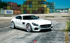 Picture Mercedes Benz, AMG, Forged, Vossen, Precision, Series VPS-306