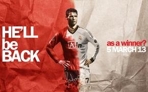 Wallpaper Sport, Ronaldo, Ronaldo