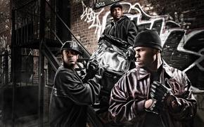 Picture 50 Cent, Lloyd Banks, G-unit, Tony Yayo
