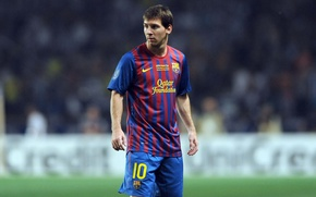 Picture football, player, Messi