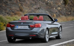 Picture BMW, Convertible, 2013, 4 Series