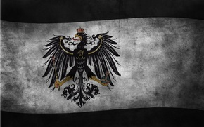 Picture flag, eagle, flags, Germany, Kingdom, Empire, Kingdom, Brandenburg, people, Germany, Prussia, brandenburg, Prussia, rich, Kingdom, …