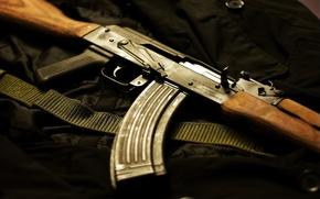 Wallpaper weapons, Kalashnikov