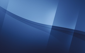Picture line, blue, abstraction, color, color abstract