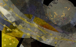 Picture color, form, abstraction