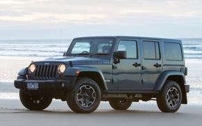 Wallpaper Jeep, Rubicon, Wrangler, Unlimited