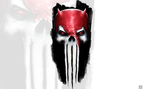 Picture skull, Punisher, Sake, Marvel, Daredevil, Daredevil, Marvel, Netflix, Matt Murdock, The Punisher, Frank Castle, Frank ...