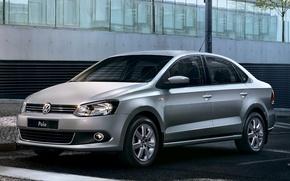 Picture Volkswagen, Machine, Polo