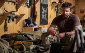 Picture Bradley Cooper, Bradley Cooper, American Sniper