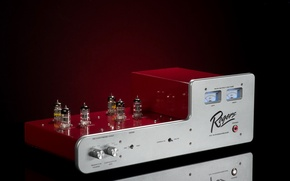 Picture background, High end phono preamplifier, Rogers High Fidelity PA-1A