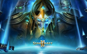 Picture StarCraft 2, Protoss, Legacy Of The Void, StarCraft II: Legacy of the Void