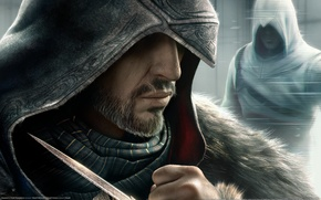 Picture assassin's creed, revelations, ezio, altair
