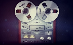 Picture sound, tape, drives, magazine, tape