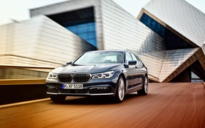 Picture BMW, BMW, 730d, 2015, G11