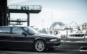 Picture BMW, Boomer, BMW, E38, 740il