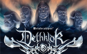 Picture Band, Deathklok, Death Metal