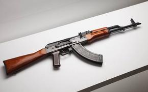 Picture weapons, background, Kalashnikov, Machine, Kalashnikov, AK-47