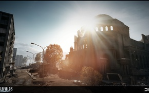 Picture fortress, Battlefield 3, Aftermath, Premium