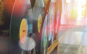 Picture records, vinyl, music