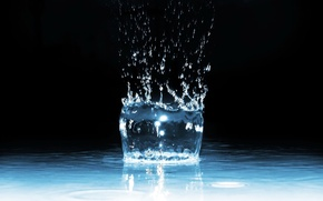 Picture squirt, Water, liquid