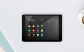 Picture tablet, Nokia
