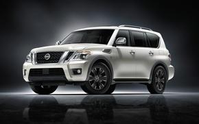 Picture background, SUV, Nissan, Nissan, Armada, Armada