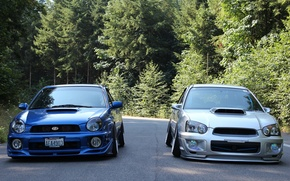 Picture subaru, japan, wrx, impreza, jdm, tuning, sti, low, stance