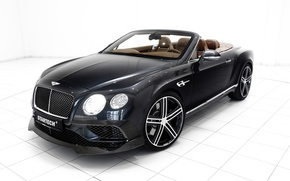 Picture Bentley, Continental, white background, convertible, Bentley, continental, Convertible