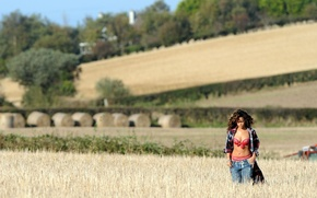 Picture field, girl, music, singer, rihanna, celebrity, Rihanna