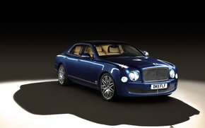 Picture 2012, mulsanne, executive, bently