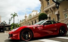 Picture the building, Ferrari, Ferrari, 599 gto, rechange