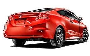 Picture coupe, Honda, Civic
