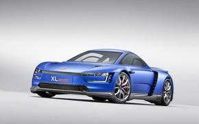 Picture Concept, Volkswagen, Sport, 2014