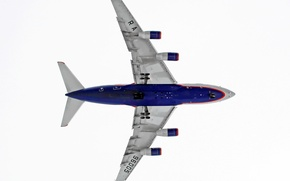 Picture engine, wings, flight, the plane, landing, chassis, flight, wings, airplane, Aeroflot, landing, Passenger, widebody, Ilyushin, …