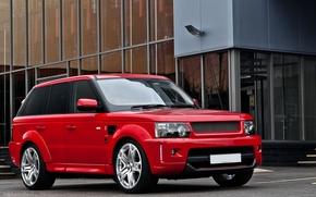 Picture Range Rover, Sport, suv, 2013, V-6, A. Kahn Design, A Thousand Miles